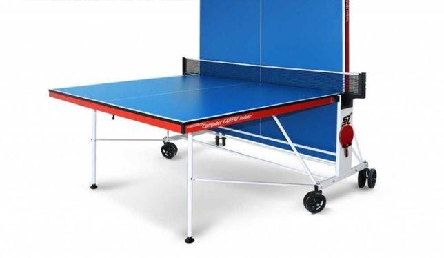 Теннисный стол в зборе