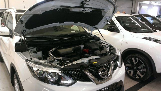 Vand amortizor capota Nissan Qashqai J11