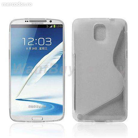Husa Transparenta S-line Silicon Gel Samsung Galaxy Note 3 N9000 N9002