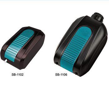Компресор за въздух супер безшумен за аквариум 4L/min 3.5W