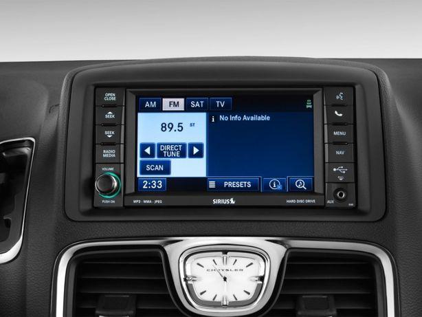 Hărți navigație Chrysler JEEP UConnect RHB RBZ Europa România 2020