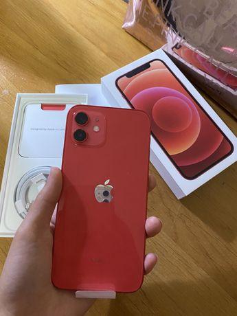 Продам iphone 12, 64 GB КРАСНЫЙ! Новый!