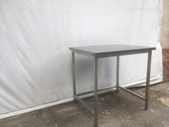Работна маса от неръждаема стомана 950мм
