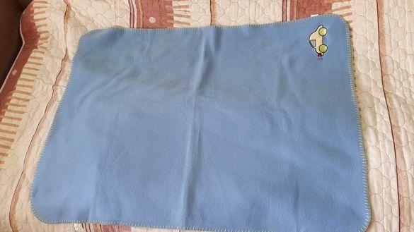 Детски одеяла с размери 100-75 см., 2 броя