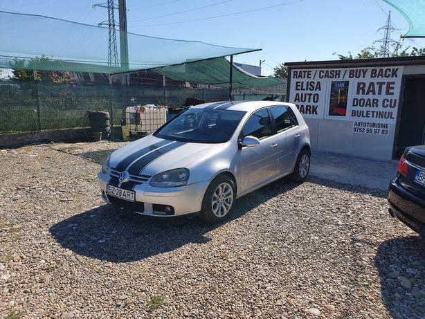 Parc Auto vind VW Golf 1.9 D fab 2005 POSIBILITATE RATE 2700e