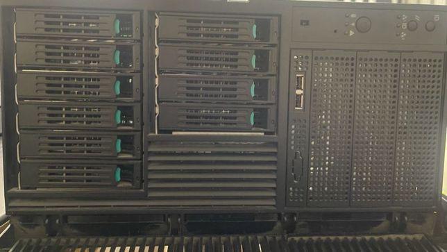 Продам серер 4U Xeon