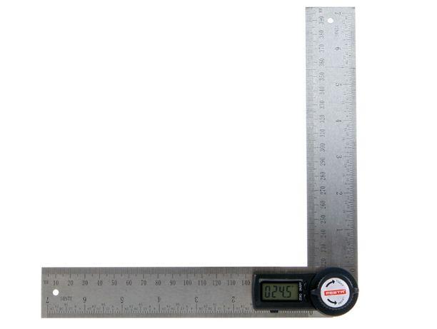 Echer reglabil digital 200 mm 26217 Levior