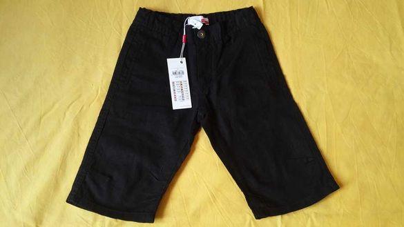 Нов ленен панталон за момче Name it/Нейм ит, 100% оригинал