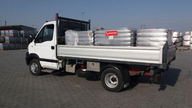 Transport marfuri generale,mobila,nisip,piatra,pamant negru