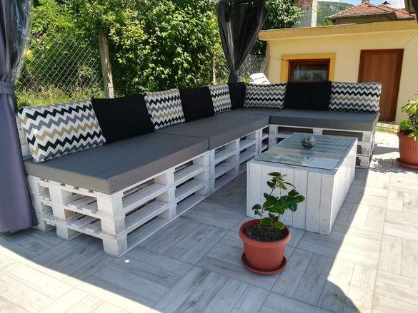 Възглавници за градинска мебел