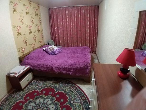 Квартиры 1, 2х, 3х-комнатные посуточно