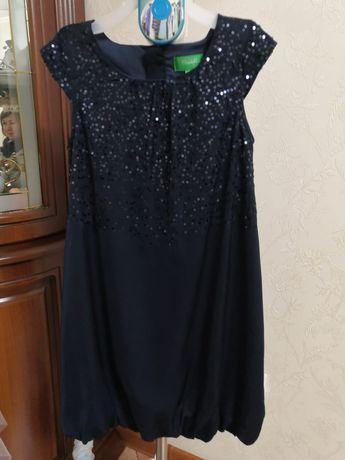 Продам детское коктельное платье. Производство Турция. Рост 146 см.