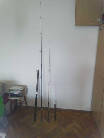Рибарски вьдици от фибростькло