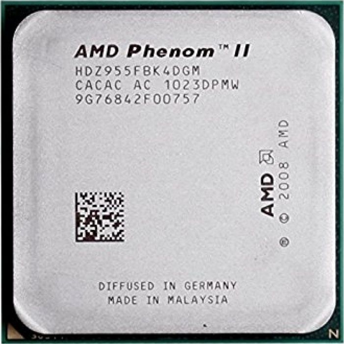AMD Phenom II X4 955 Black Edition /3.2GHz/