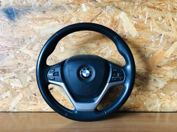 Volan complet BMW X5/X6 F15/F16 impecabil !