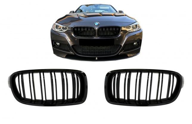 Nari BMW Seria 3 F30 2011+ Piano Black M Design