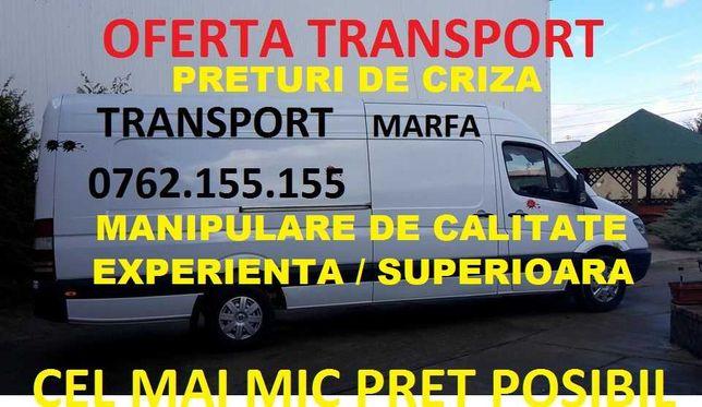 Transport,Mutari mobila,Marfa Ieftin.Pret MIC.Maxi L=4,70m,Manipulanti