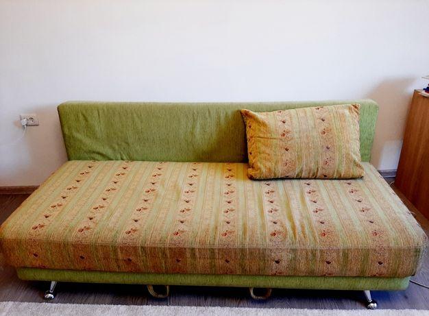 Продам диван б/у + газплита б/у в подарок.