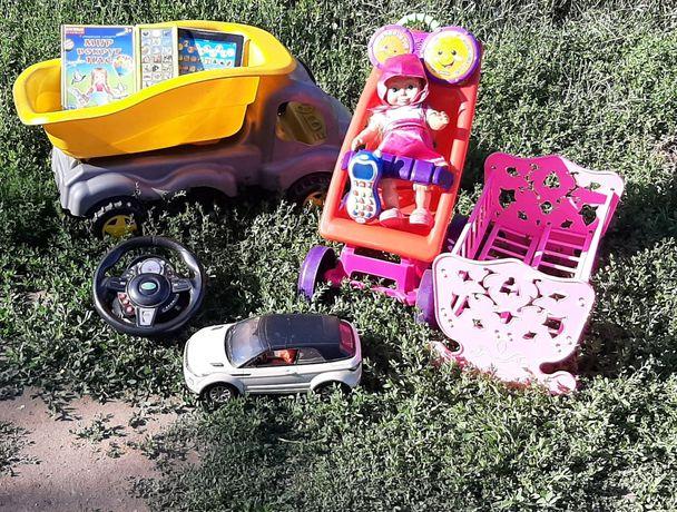Продам  игрушки всё рабочие