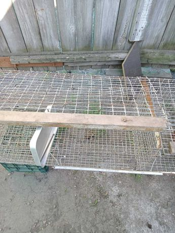 Продам клетки для птицы, кроликов