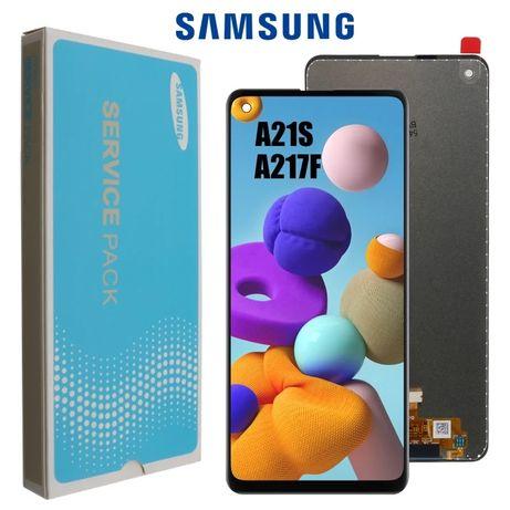 Display original Samsung A21S A21
