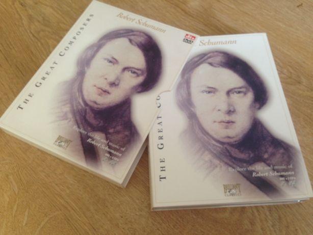 Robert Schumann - DVD & 2 CDs