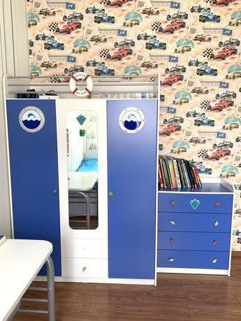 Детский спальный гарнитур Чилек