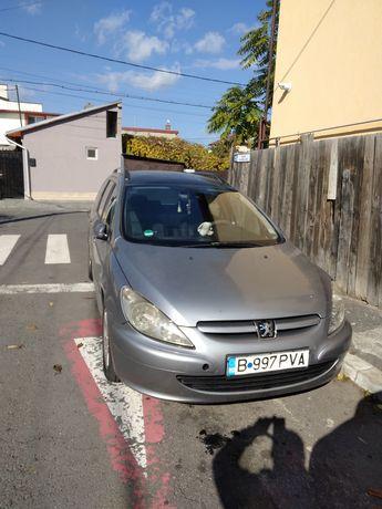 Peugeot 307 sw diesel 1,6