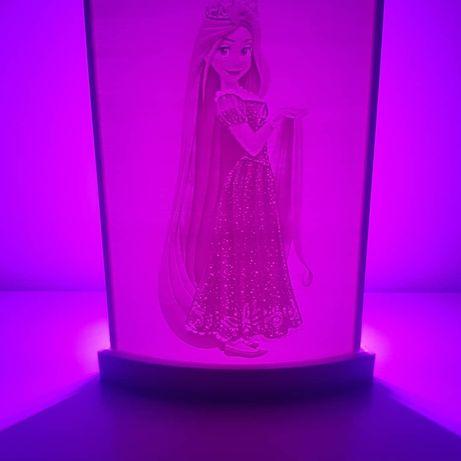 Lampa de veghe/veioza cu personajul preferat