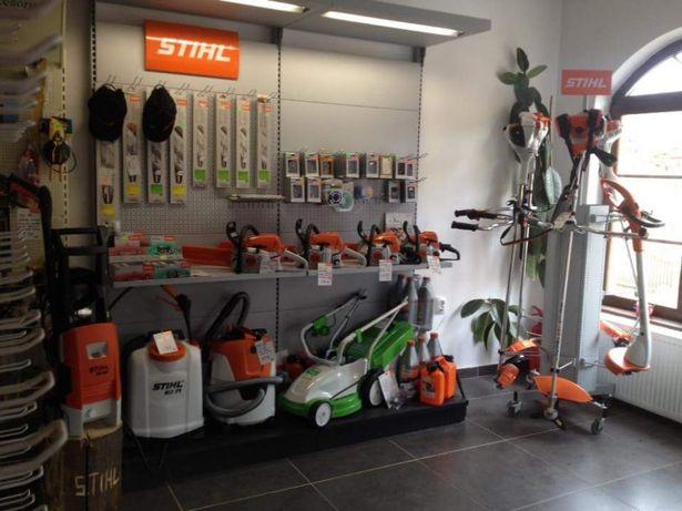 Magazin Agricol fito farmacie Stihl Service Sthil drujba motocase noua
