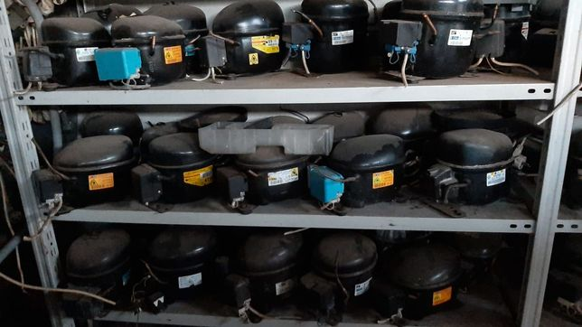 Compresoare de frigider/combine frigorifice/congelatoare