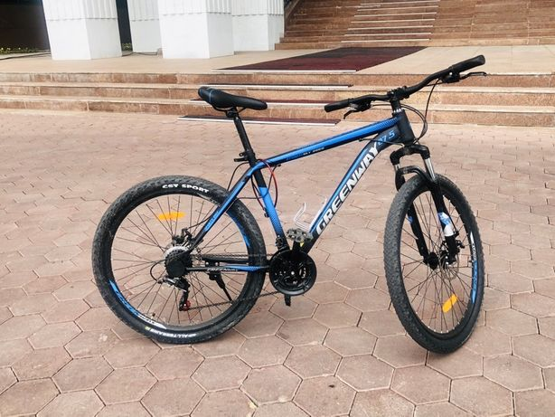 Велосипед 75.000тг.