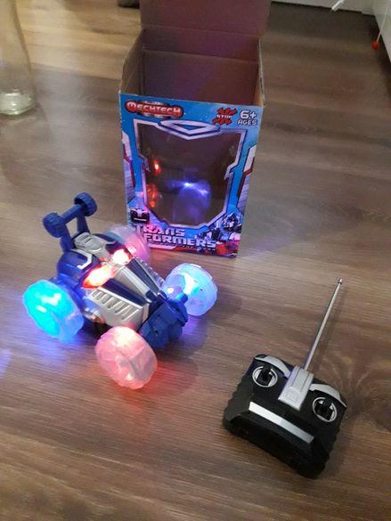 Нова музикална количка с дистанционно Transformers
