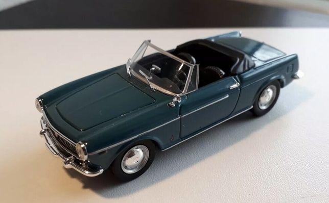 Fiat 1500 Cabrio NOREV 1:43 ! Macheta extrem de rara !