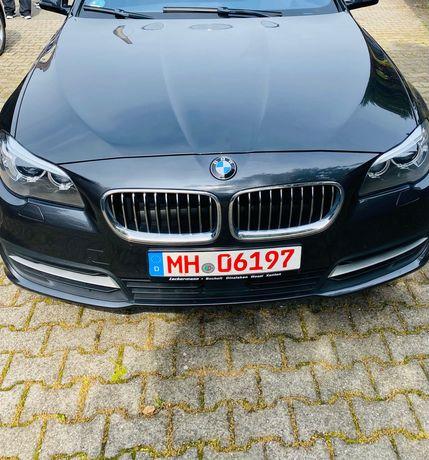 Vand bara fata / spate BMW Seria 5 facelift