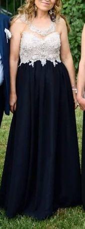 Продаам дамска дълга офециална рокля