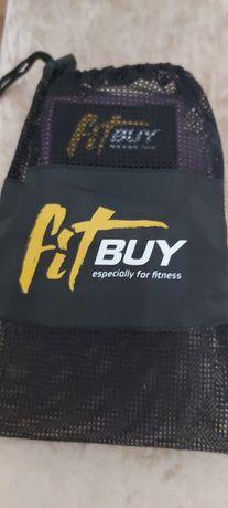 Тканевая фитнес резинка Fit Buy Medium (до 14 кг),  38.5см*8см