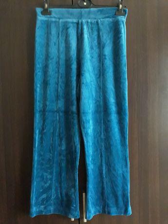 Pantalon albastru indigo