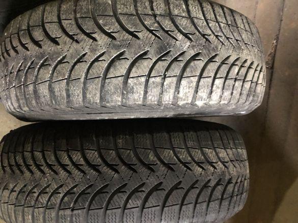 Зимни гуми Michelin Alpin A4 195/65/15 и 205/55/16 dot2013 6mm грайфер