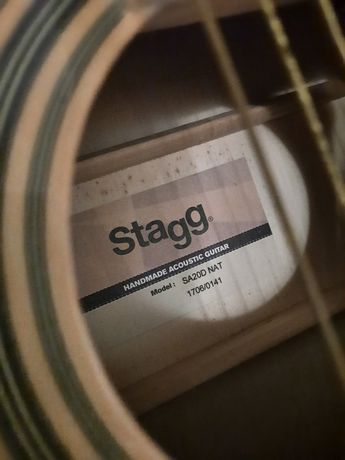Гитара Stagg SA20DN