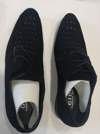 Мъжки обувки GIDO- естествена кожа БГ пройзводсво