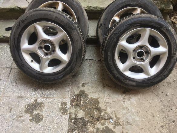 джанти и гуми 7jx15h2 et38/5 по 112/Germany