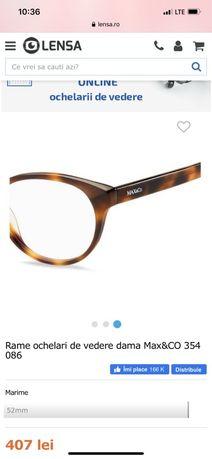 rama de ochelari max & co