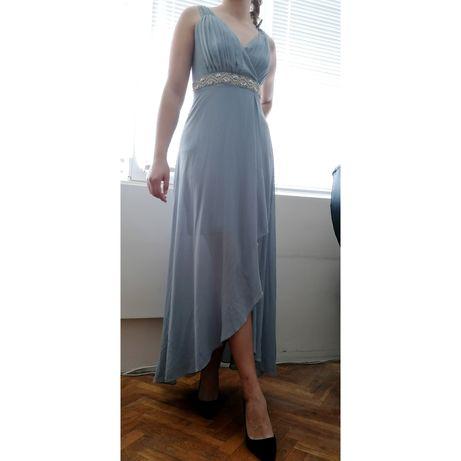 Сива рокля TFNC London 12