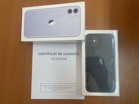 Iphone 11 128gb nou/sigilat