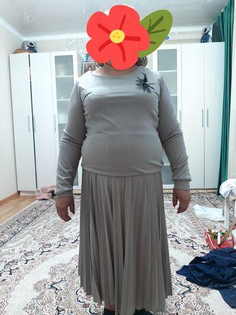 кофта юбка размер 54