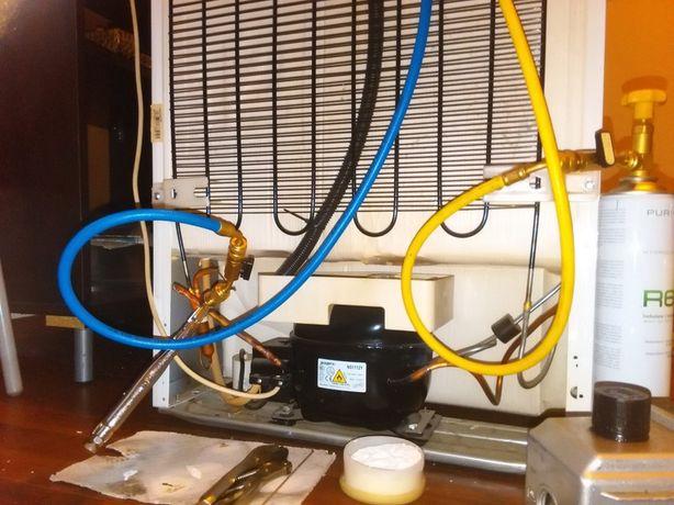 Reparații frigidere multimarca, garanție 1 an la lucrare