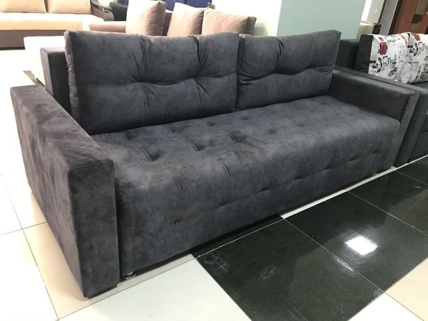 Диван с подлокотниками 2.30м, цена от производителя, мягкая мебелт