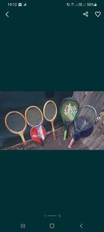 Racheta tenis lemn sau fibra Donnay Pioneer Prince