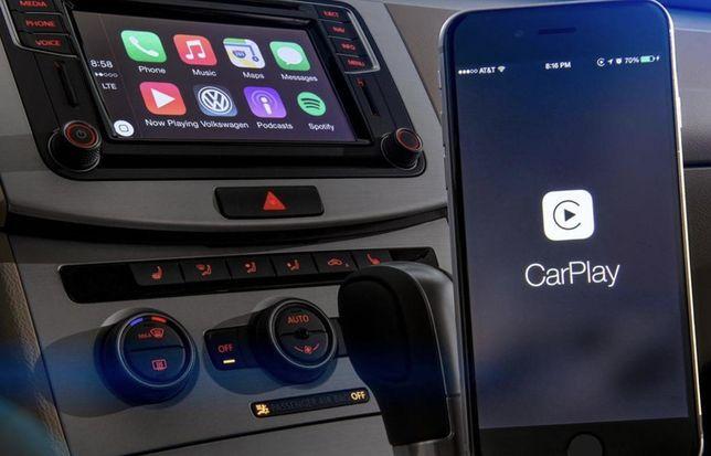 Activare App-Connect SmartLink Carplay Audi Seat Skoda VW Porsche